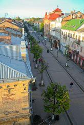 Улица Леси Украинки, Луцк