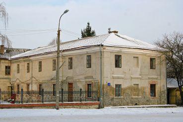 Monastery sharitok, Lutsk