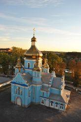 Городокский Свято-Николаевский женский монастырь