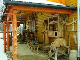 Музей гуцульського побуту та мистецтва «У трембітаря», Верховина