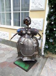 Скульптура «Маман», Одеса