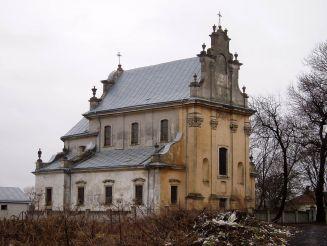 Костел Вознесения Пречистой Девы Марии
