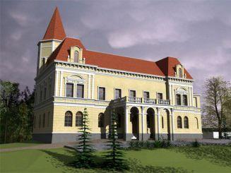 Mars Palace
