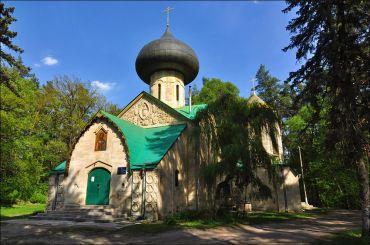 Спасская церковь, Владимировка