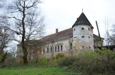 Поморянский замок-дворец, Поморяны