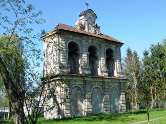 Троицкий костел, Берестечко
