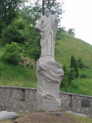 The Monument to St Andrew the Apostle