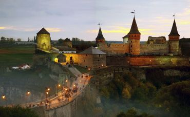 Kamianets-Podilskyi Castle (Fortress)