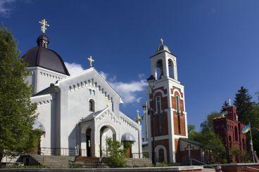 Церква Святого Миколая, Трускавець