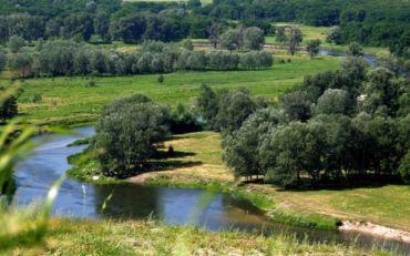 Ландшафтный парк «Изюмская лука»