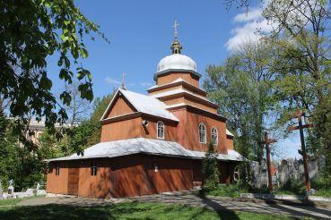 Церква Святої Параскеви, Дрогобич