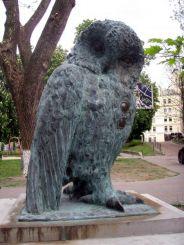 Скульптура «Сова», Київ