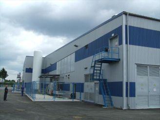 Morshinska Oscar Mineral Water Plant