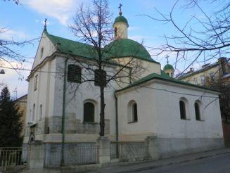 Церква Святого Миколая, Львів