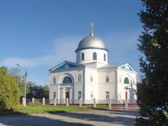 Церква Святих Іоакима і Анни, Слобода