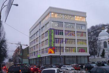 Музей «Экспериментаниум», Киев