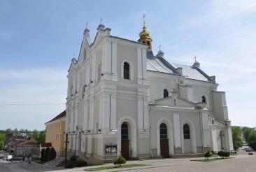 Троїцький костел, Дрогобич