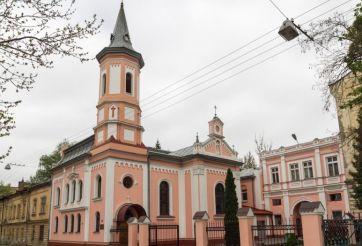 Храм Христа Спасителя, Львів