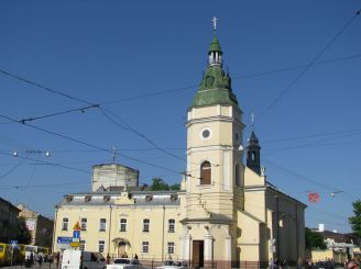 Монастир і костел св. Анни