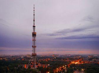 Телевежа, Київ