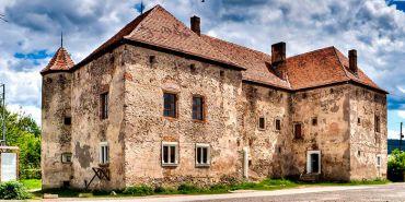 Замок Сент-Миклош, Чинадиево