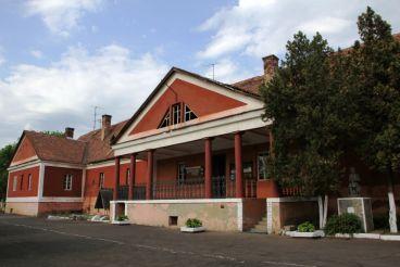 Резиденция князя Бетлена (Графский двор)