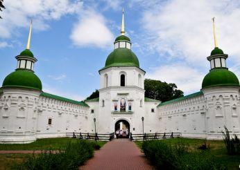 Transfiguration Cathedral, Novgorod-Seversky
