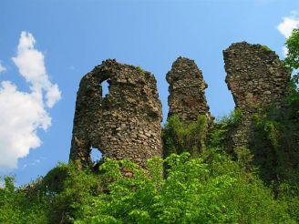 Парк Хустский замок