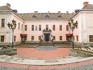 Резиденция князей Ракоци (Белый дом), Мукачево