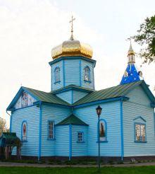 Церковь Рождества Богородицы, Гоголев