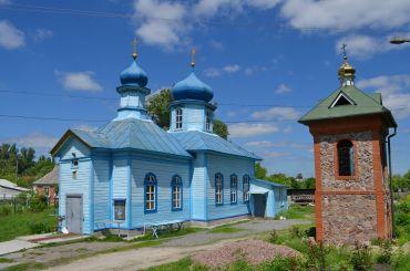 Церква Різдва Богородиці, Васильків