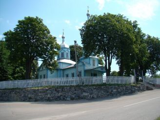 Церква Святого Миколая, Кадомка