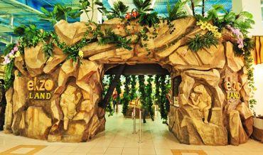 Зоопарк «Экзоленд», Киев