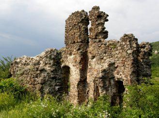 Виноградівський замок (Канків), Виноградів