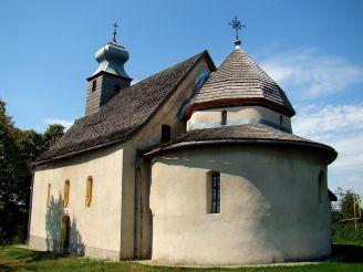 Горянская ротонда (церковь Святой Анны), Ужгород
