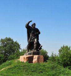 Замкова гора, Новгород-Сіверський