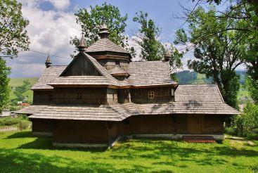 Strukovsky (Ascension) church, Yassin