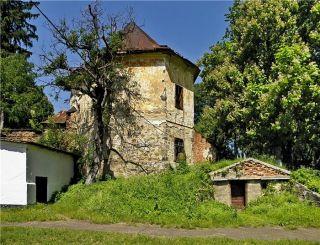 Довжанський замок, Довге