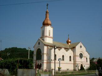 Церква Св. Іллі, Чинадійово