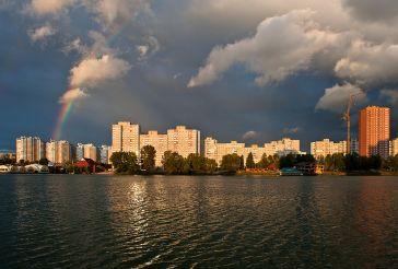 Озеро Сонячне