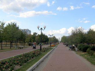 Деснянский парк, Киев