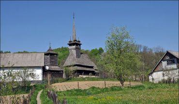 Церковь Св. Параскевы, Александровка