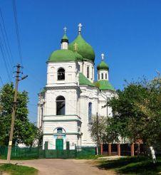 Успенский собор, Новгород-Северский