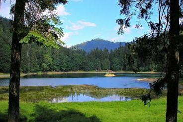 Lake Ozirtse (wild)