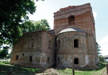 Ильинская церковь, Короп