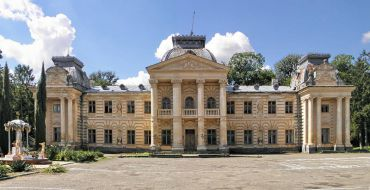 Дворец Бадени, Коропец