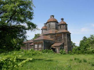 Церковь Святого Николая, Городище