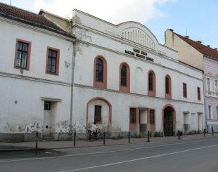 Венгерский национальный театр (отель Орослан)