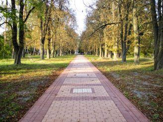 Ландшафтний парк, Будище