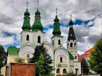 Собор Почаевской иконы Божьей Матери, Мукачево